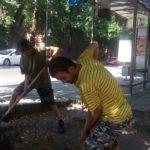 Сотрудники и получатели социальных услуг интерната приняли участие в «Марафоне добрых дел».